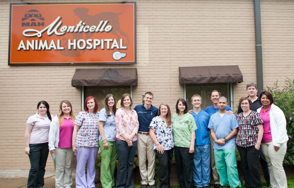 Monticello Animal Hospital, Staff